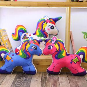 16-034-20-034-Unicorn-Stuffed-Animal-Plush-Toys-Pillow-Cushion-Rainbow-Gifts-for-Girls