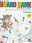 Music Board Game Workshop: Templates and Instructions to Create Your Own Music Board Games by Eric Branscome (Paperback / softback, 2010)