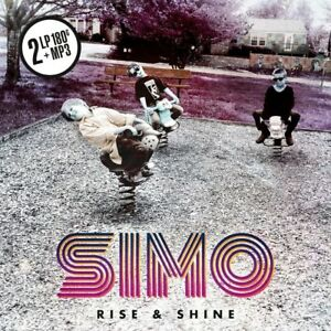 SIMO-RISE-amp-SHINE-2LP-180-GR-BLACK-VINYL-MP3-2-VINYL-LP-MP3-NEU