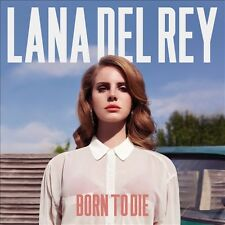Born to Die [LP] by Lana Del Rey (Vinyl, Feb-2012, Interscope (USA))