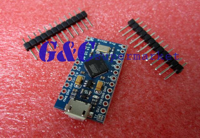 New Pro Micro ATmega32U4 3.3V 8MHz Replace ATmega328 Arduino Pro Mini M94