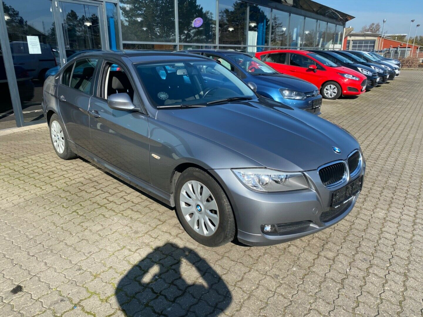 BMW 318d 2,0 Steptr. 4d