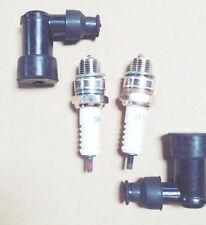lot of 2 spark plug boot cdi boot cap 80cc 66cc Motorized Parts