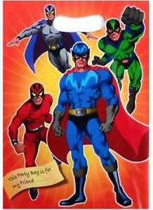 Super-Hero-Party-Bags-for-Childrens-Boys-Birthday-Toys-Fillers-Choose-Quantity