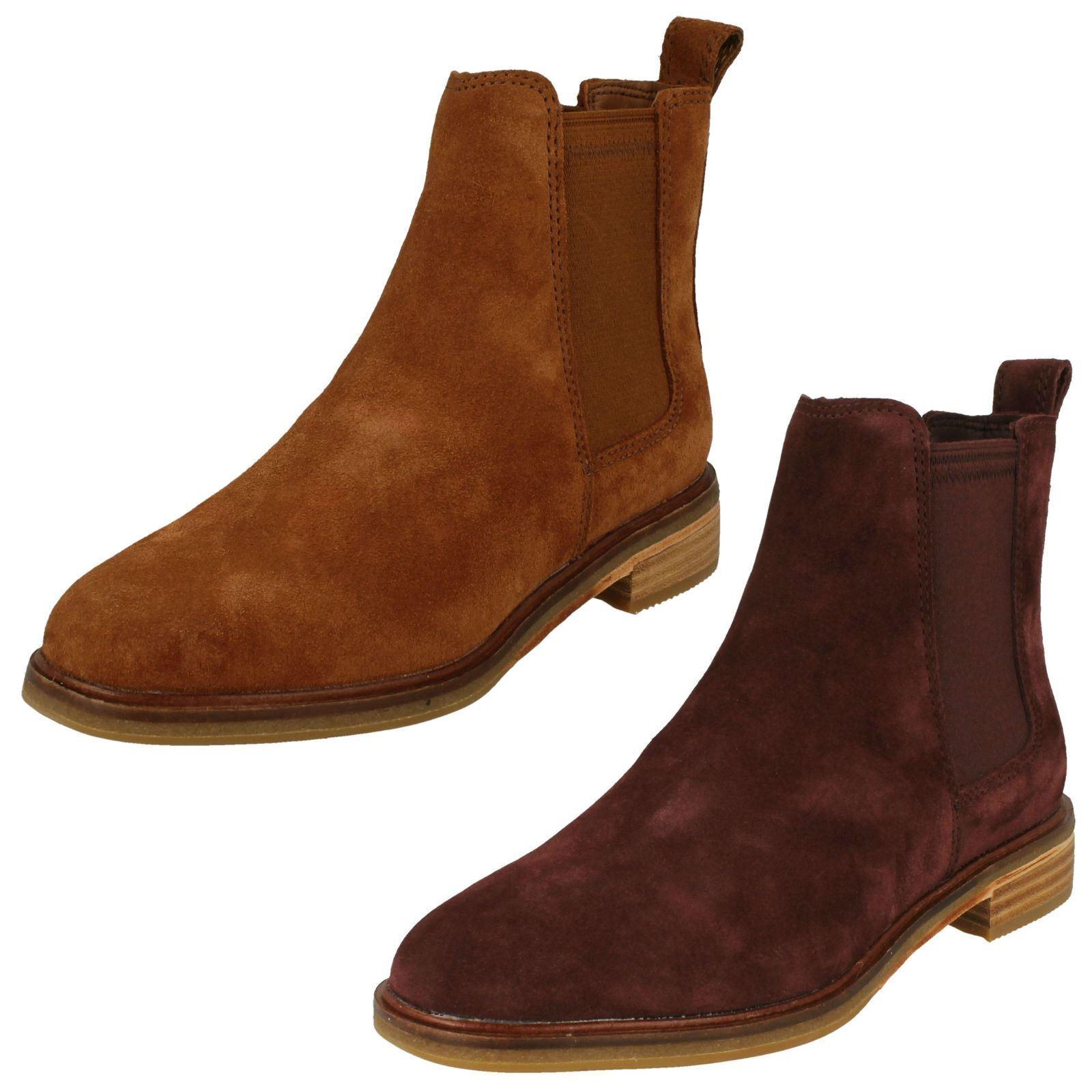 Damas Damas Damas Clarks Informal botas al Tobillo clarkdale saber  el precio más bajo