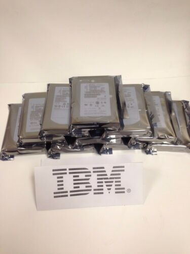 "IBM 73.4GB 15K 3.5/"" U320 SCSI HARD DRIVE 26K5141 90P1319 90P1322 W// Tray"