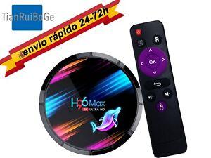 H96-MAX-X3-Android-9-0-TV-BOX-Quad-core-Amlogic-S905X3-2-4-5G-WIFI-8K-BT-TV-CAJA
