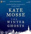 Winter Ghosts by Kate Mosse (2011, CD, Unabridged)