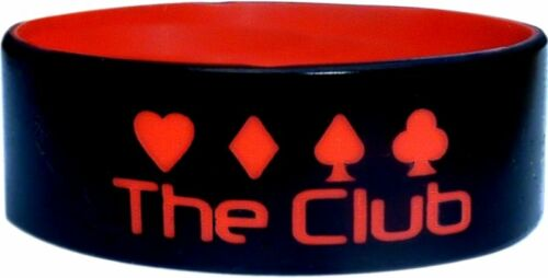 """100 ONE INCH 1/"""" COLOR TEXT CUSTOM SILICONE WRISTBANDS BIG FAT BANDS SHIPPED FAST"""