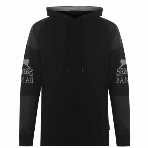 Slazenger Banger Hoody Un03 Mens Gents OTH Hoodie Hooded Top
