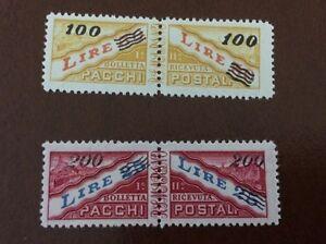 SAN-MARINO-1948-50-Pacchi-Postali-S-703-soprastampati-Nuovi-31-01-15