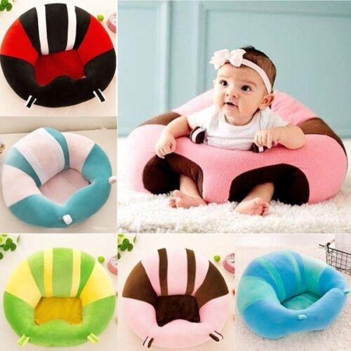Cute Baby Support Seat Soft Chair Car Cushion Sofa Plush Pillow Pads Plush Toy