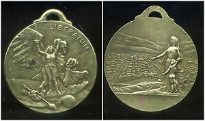 MEDAILLE-LIBERATUM-1919-de-LAURENS