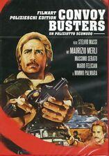 Convoy Busters DVD Film Art Maurizio Merli 1978 uncut