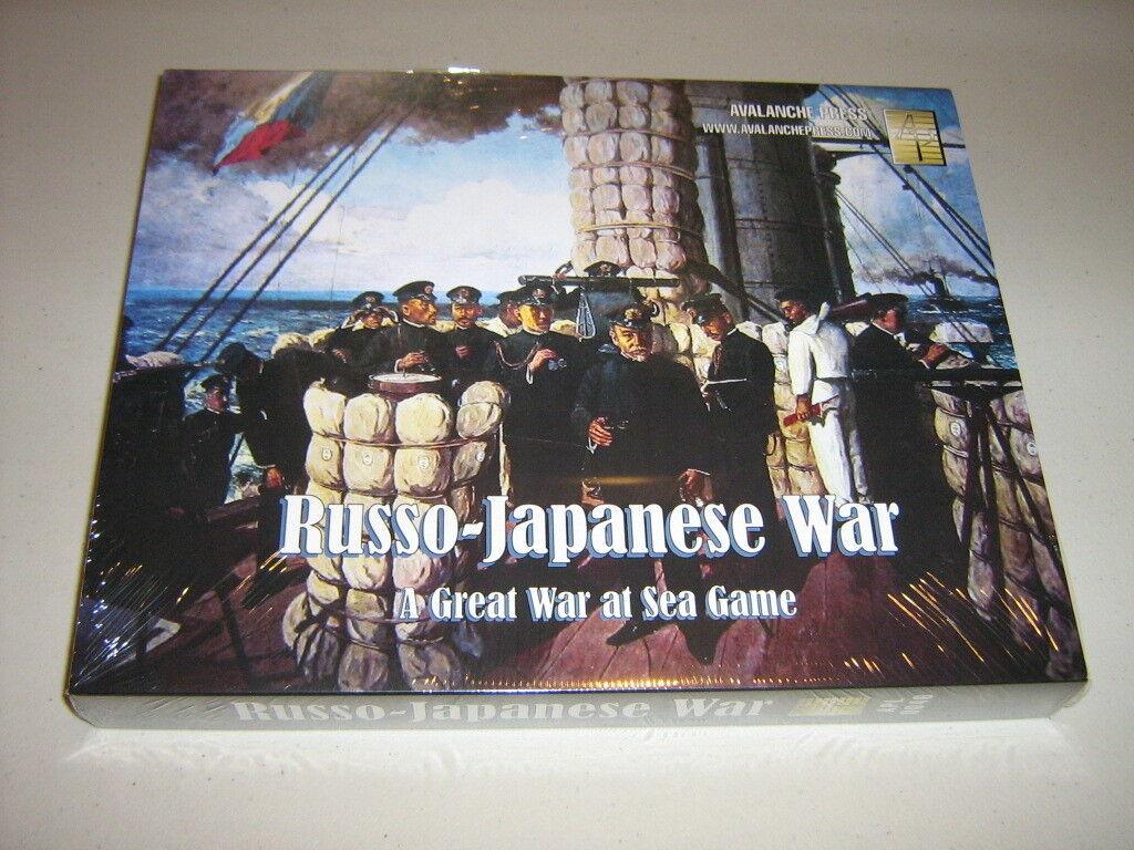 GWaS  Russo-Japanese War (New)