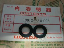 Honda Seal Gasket Drain Radiator Drain Seal 19012-ZB5-003 19012ZB5003  Genuine