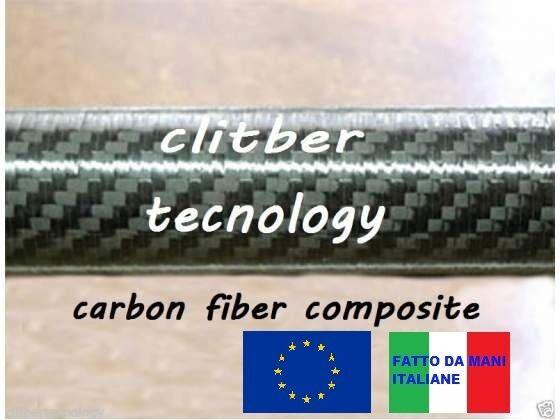 Tube carbone - fasern renforc