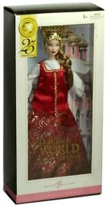 Barbie-Collector-Pink-Label-Dolls-of-the-World-DotW-Princess-of-Imperial-Russia