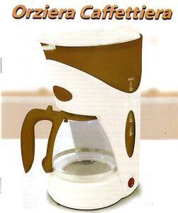 ORZIERA CAFFETTIERA TE' CAMOMILLA e TISANE EraOra Italia art. OZ60 - Italia - ORZIERA CAFFETTIERA TE' CAMOMILLA e TISANE EraOra Italia art. OZ60 - Italia