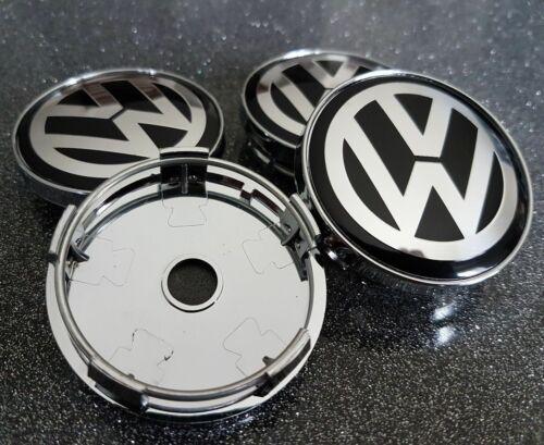 LOGO EMBLÈME 4 logo VWvw caches moyeu 60mm centres de roue emblème volkswage