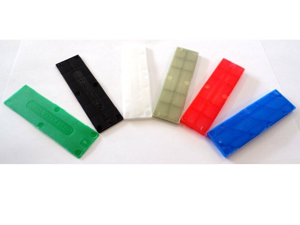 28mm Window Glazing Glass Packers Spacers Shims Floor Flat Plastic Mixed Packs