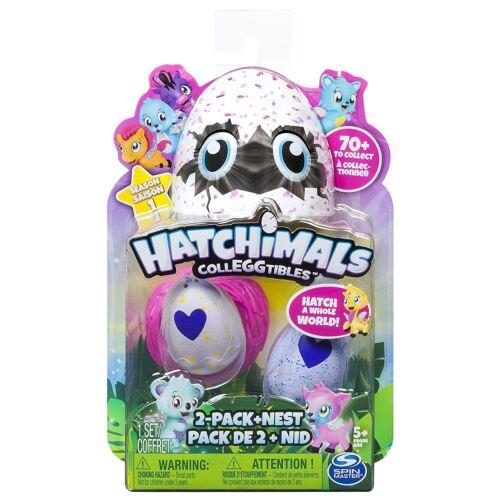Hatchimals colleggtibles 2 Pack et nid #6034164