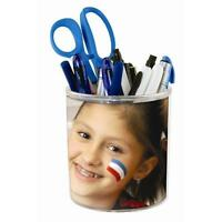 Create Your Own Pencil Cup - Photo Diy Desktop Organizer, New, Free Shipping