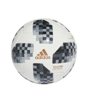 Adidas World Cup Mini Soccer Ball 2018- Black (Model CE8139 ... 522315a9ac194