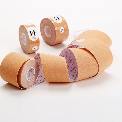 5M Doppelseitige Dessous Klebeband Adhesive Tief V-ausschnitt Kleid Körper Band