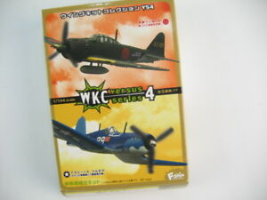 1-144-WWII-ZERO-Type-52C-Navy-Fighter-Imperial-Japanese-Gashapon-Kit-F-Toys
