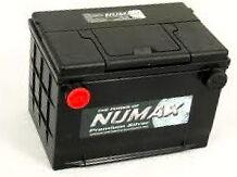 Numax Cadillac CTS Petrol Heavy Duty Car Battery NEW