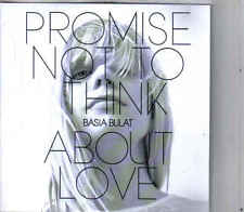Basia Bulat-Promise Not To Think About Love Promo cd single