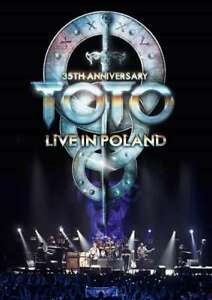 Toto - 35th Anniversario Tour Live IN Polonia Nuovo DVD