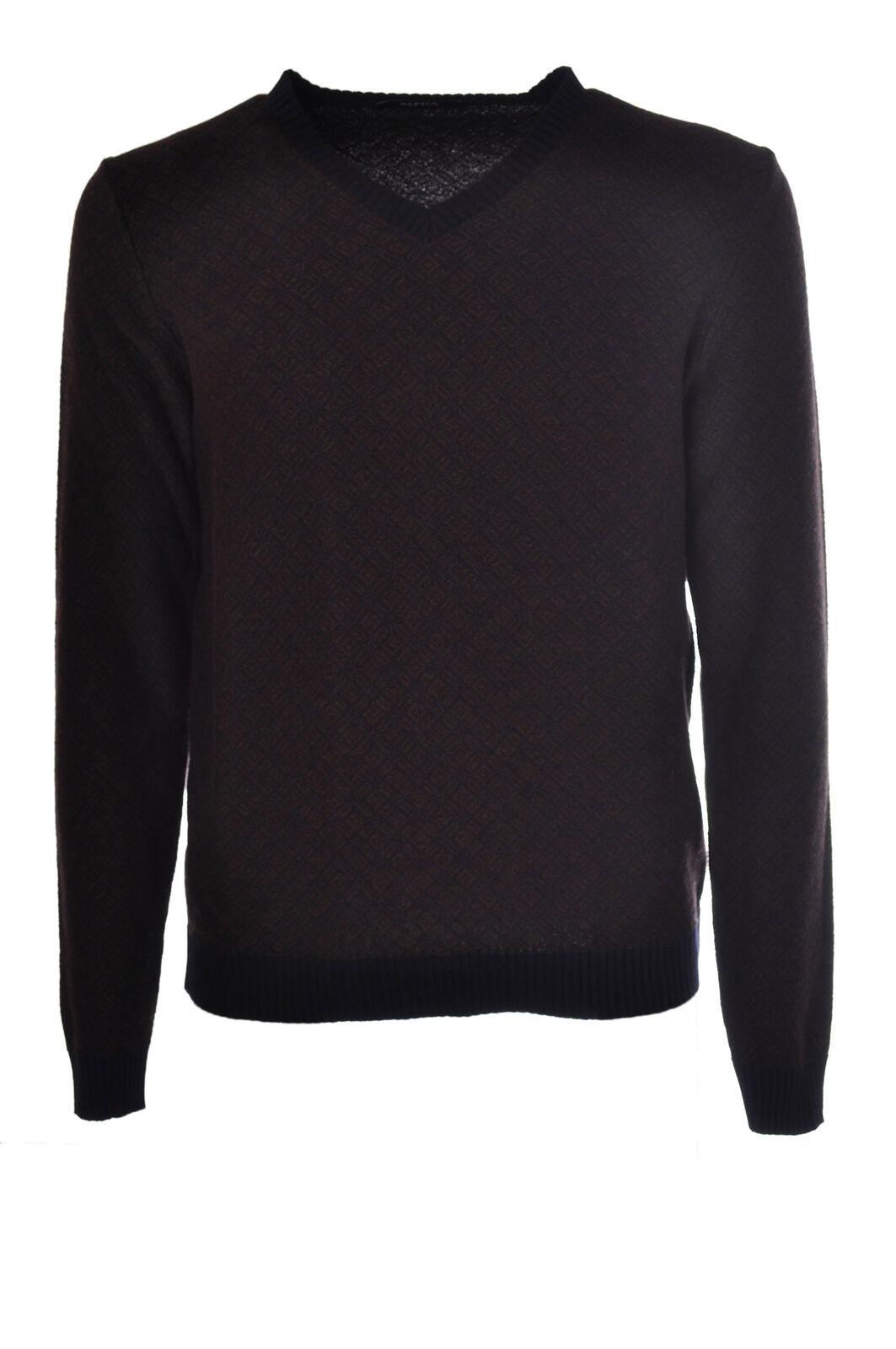 Alpha  -  Sweaters - Male - bluee - 2863901A184341
