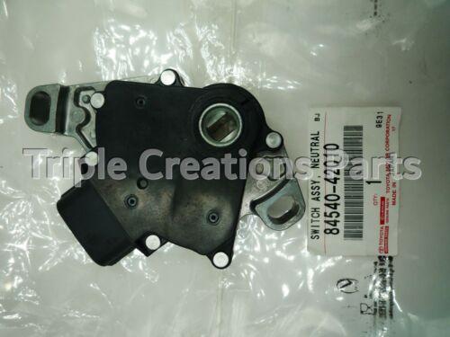 NEUTRAL 84540-42010 OEM 8454042010 GENUINE Toyota SWITCH ASSY