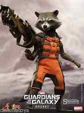 MARVEL Guardiani della Galassia ROCKET Hot Toys Guardians of the Galaxy 1/6