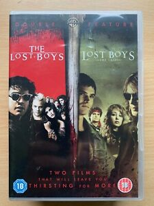 Lost-Boys-1-2-DVD-Box-set-1987-2008-Teenager-Vampire-Horrorfilm-Sequel