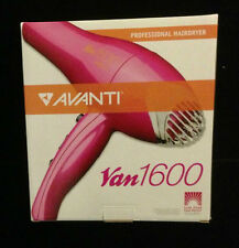 Avanti Van-1600 Ceramic Professional Hair Dryer - VAN1600PKC - LIMITED EDITION