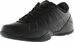a6934b7f02d NIKE MEN AIR RING LEADER LOW ATHLETIC SHOES  488102 001 BLACK