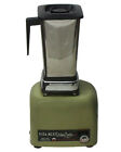 CHROME STAINLESS STEEL VITA MIX VITAMIX KITCHEN CENTER BLENDER 2200