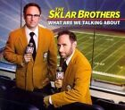 What Are We Talking About [CD/DVD] [PA] [Digipak] by The Sklar Brothers (CD, 2014, 2 Discs, New Wave Dynamics)