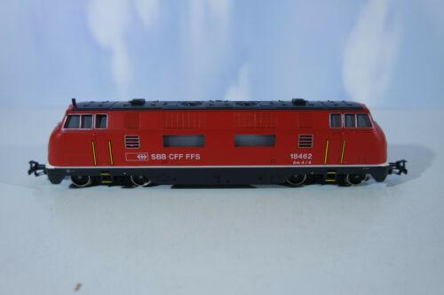 Märklin 3184 Diesellok OVP SBB unbespielt neuw Topzustand