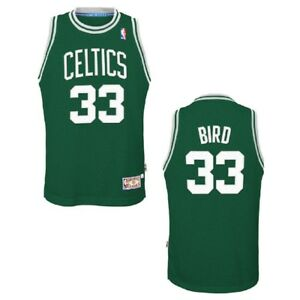 9dedb7c19d9 Image is loading Boston-Celtics-Larry-Bird-Youth-Green-Swingman-Stitched-