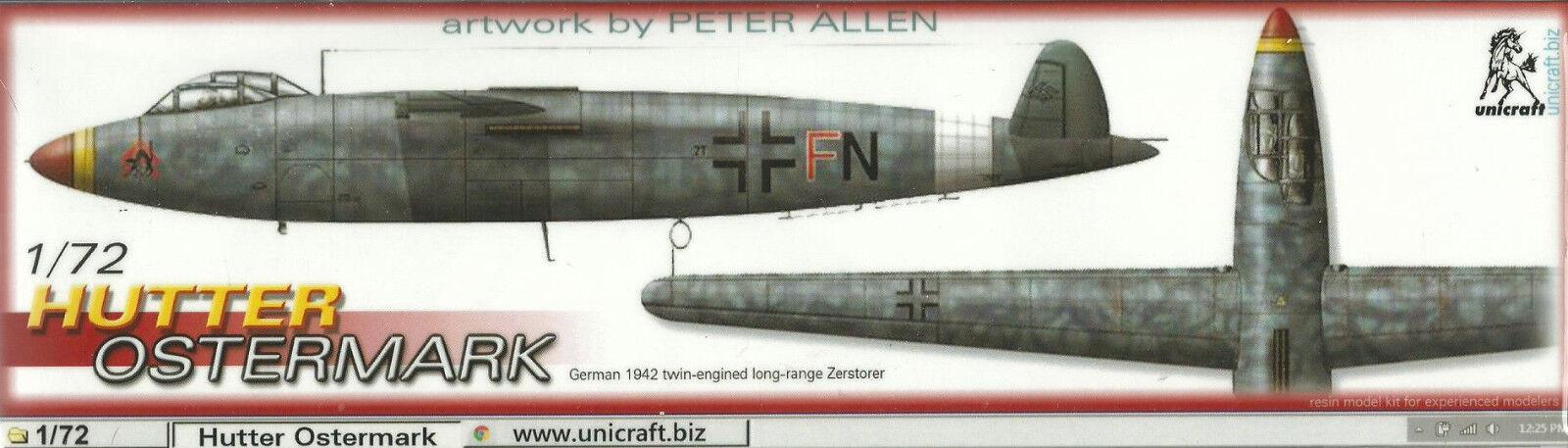 1 72 Unicraft Hutter Ostermark