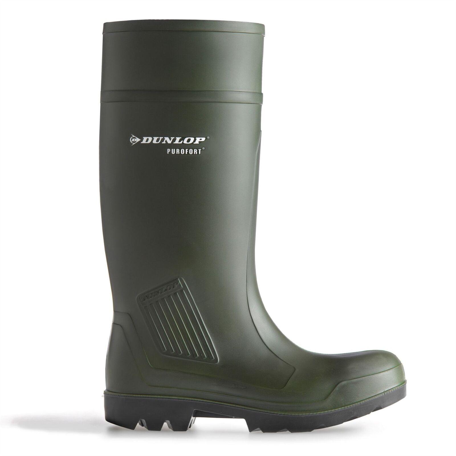 Purofort Professional Safety C462933 Steel Toe Wellington Mens Stiefel Dunlop