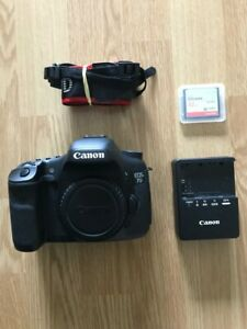 Canon-EOS-7D-18-0MP-DSLR-Body-Only-8749-Shutter-Count-Mint-condition
