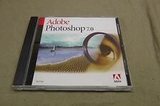 NEW Adobe Photoshop 7.0 Upgrade for Windows w/ Serial Number #7727