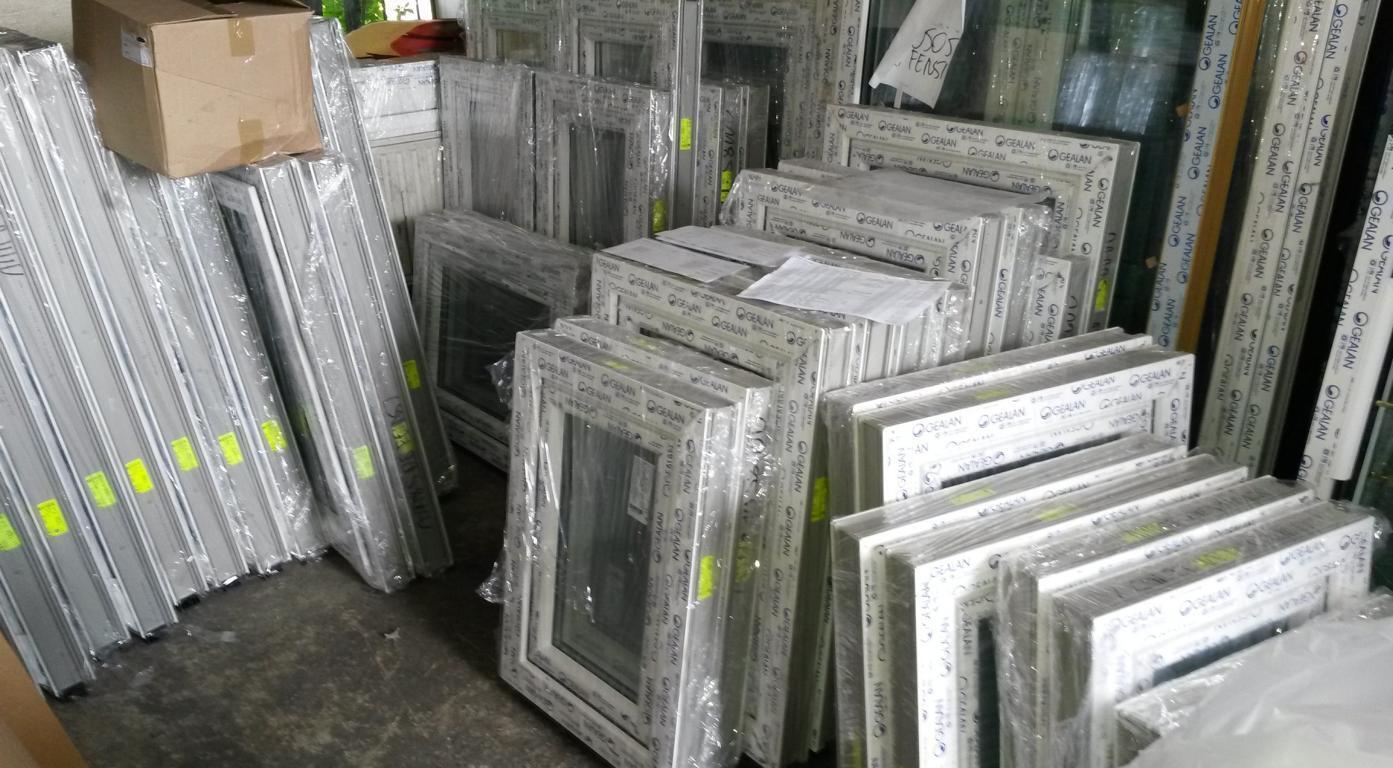 Kunststofffenster Polnische Fenster Gealan 8000 2-Fach
