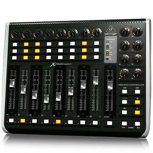 BEHRINGER-X-TOUCH-COMPACT-Universal-USB-MIDI-Controller-Full-Warranty