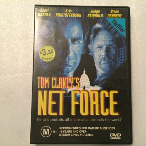 1 of 1 - Net Force (DVD, 2003) - NO CASE